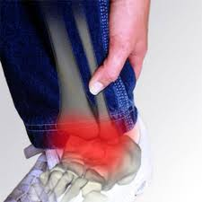 Ankle pain that won't go away