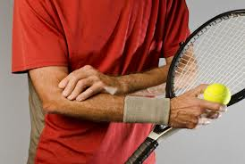 Sports Related Elbow Pain