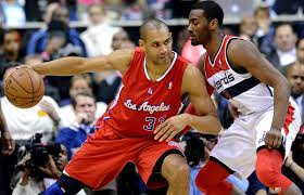 grant hill playing basketball
