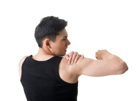 shoulder surgery alternative