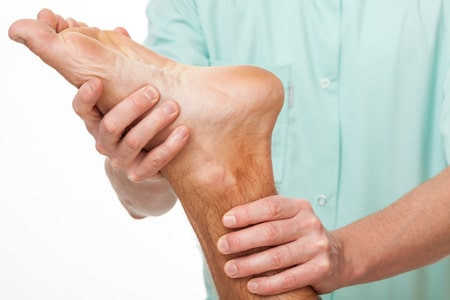 Doctor States he is Perfect After Ankle Stem Cells with Dr. Lox