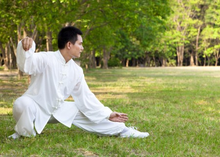 Kung Fu Master Opts For Shoulder Supraspinatus Stem Cells with Dr. Lox