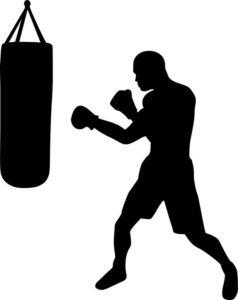 boxer has shoulder stem cell injection