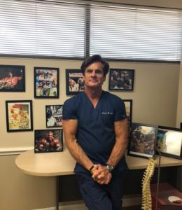 dr lox knee pain