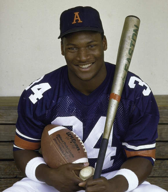 picture of bo jackson