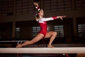 Gymnast with shoulder labral tear, Dr. Lox