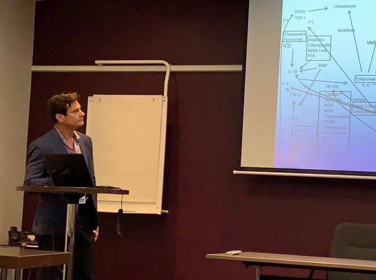 dr lox presenting in london