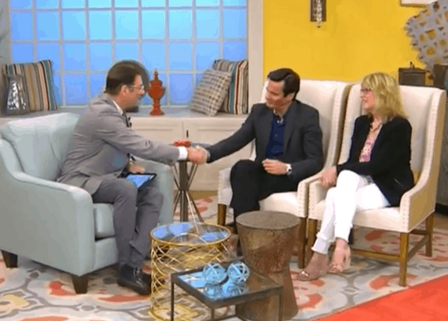 dennis m lox and jerry penocoli on daytime