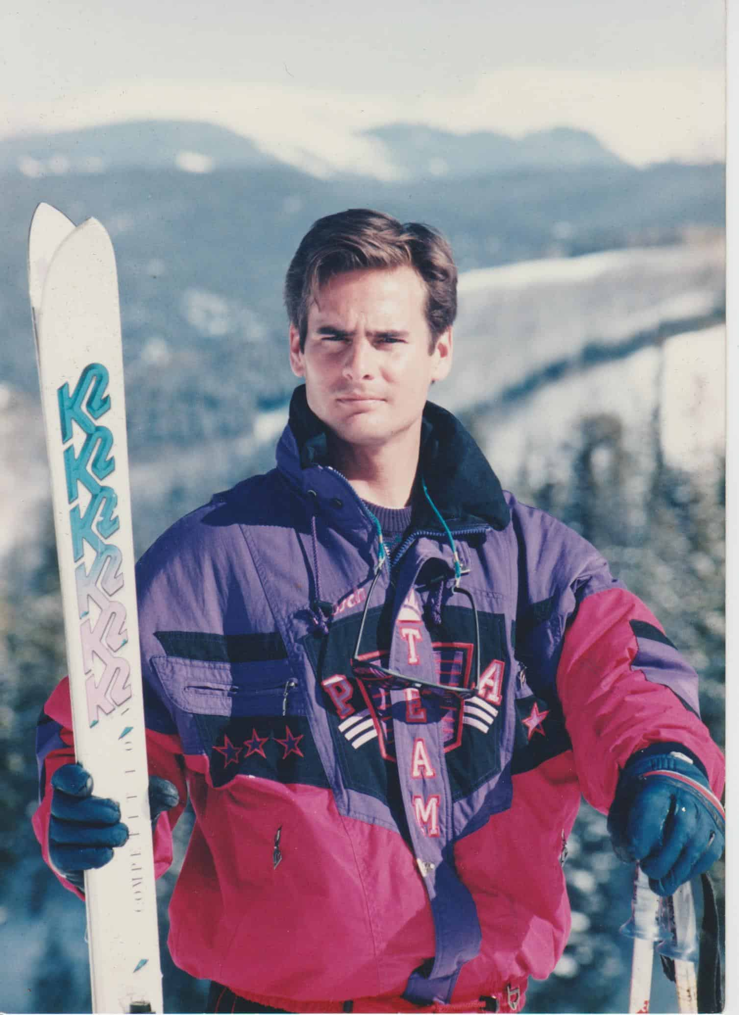dennis lox m.d. skiing