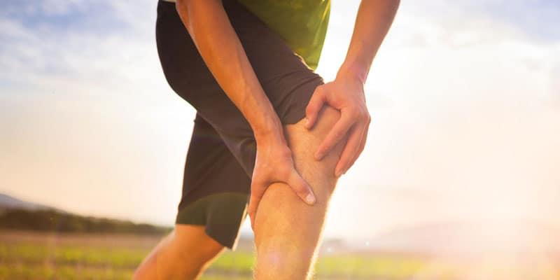 degenerative knee arthritis runner
