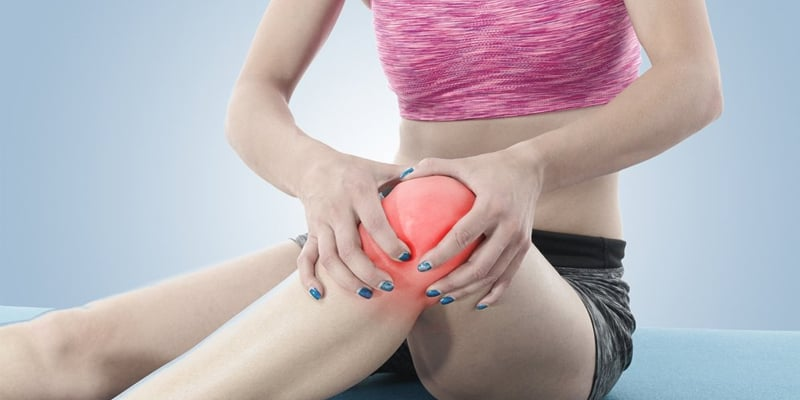 knee pain from arthrits
